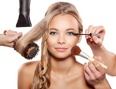 Web para salón de belleza y peluquería