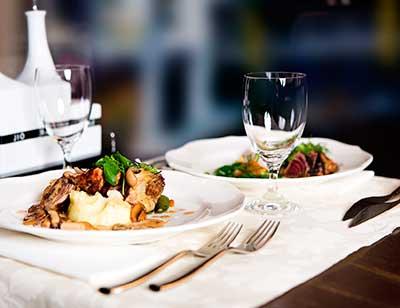web restaurante  por imagen3web diseño web madrid