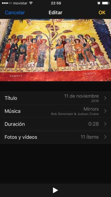 Tutorial cómo hacer vídeos con iphone iOS 10 2