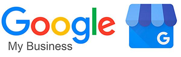 logo google my business para Aatraer clientes a mi negocio de peluquería y belleza