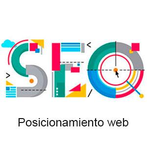 Posicionamiento en internet para páginas web en madrid