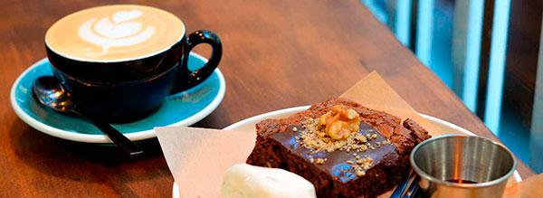 imagen página web para cafetería