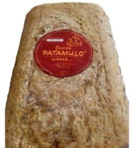 """Queso PataMulo  """"Fanbar"""" Samper de Calanda, Teruel.  Leche de vaca, cabra y oveja pasteurizada.  En bodega de Vinos Casa Gerardo"""